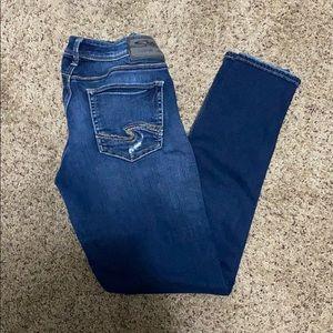 Silver Sam jeans